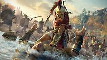 """""""Odyssey"""", eine epische Reise: Assassin's Creed macht sein Meisterstück"""