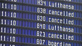 14.000 Ausfälle in diesem Jahr: Luftfahrtgipfel soll Flugchaos eindämmen