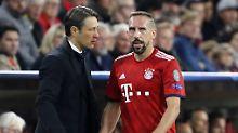 So läuft der siebte Spieltag: Hoeneß reizt Kovac, der BVB schwimmt