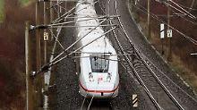 Ein ICE der Deutschen Bahn (Archivbild).
