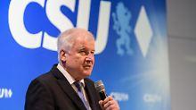 Wird Mitspracherecht entzogen?: CSU könnte Seehofer nach Wahl ignorieren