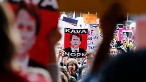 Trotz Vorwurfs sexueller Übergriffe: Kavanaughs Ernennung steht wohl kurz bevor