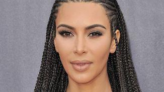 Promi-News des Tages: Kim Kardashian posiert im Mikro-Bikini