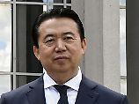 Bizarre Posse um Meng: China stellt Interpol-Chef unter Aufsicht