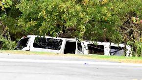 Horror-Crash im Staat New York: 20 Menschen sterben bei Unfall mit Stretchlimousine