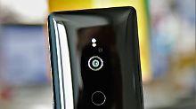 Edler Look, sensible Seiten: Xperia XZ3 ist Sonys Sahnestück