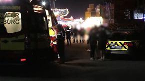 Massenschlägerei in Magdeburg: Minderjährige prügeln sich mit Rummel-Mitarbeitern