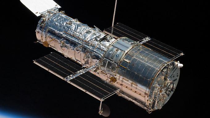 Weltraum teleskop hubble bei astronomen weiter gefragt archiv