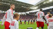 Höhere Baukosten als gedacht: RB Leipzig prüft Umbaupläne für Stadion