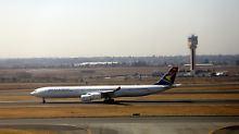 Diebe über den Wolken?: Wertsachen sind im Flugzeug plötzlich weg