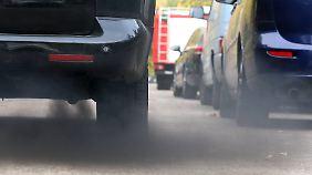 Elf Straßen betroffen: Gericht zwingt Berlin zu Dieselfahrverboten