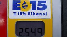 """""""Wir entfesseln Kraft von E15"""": Trump will mehr Ethanol-Benzin"""