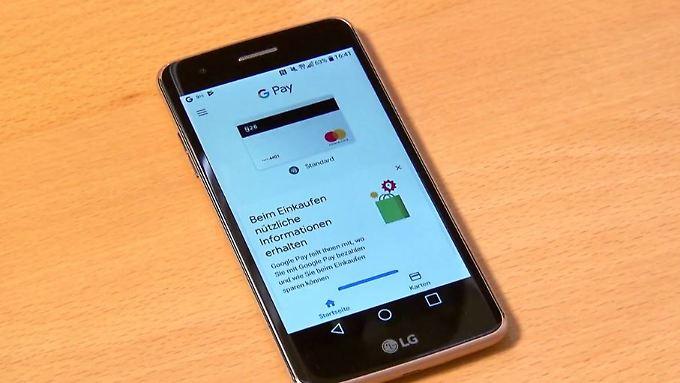 Bezahlen mit dem Smartphone: Google Pay und Paypal verbünden sich