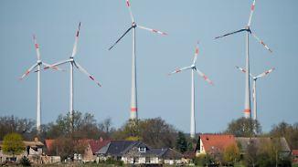 WHO empfiehlt Richtwert: Windräder in Deutschland machen zu viel Lärm
