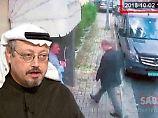 Killerkommando mit Knochensäge?: Der Druck auf Riad im Fall Khashoggi wächst