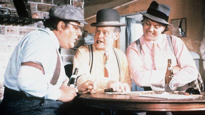 Kjeld, Egon und Benny (vl.) alias die Olsenbande begeistern bereits seit einem halben Jahrhundert das Publikum.
