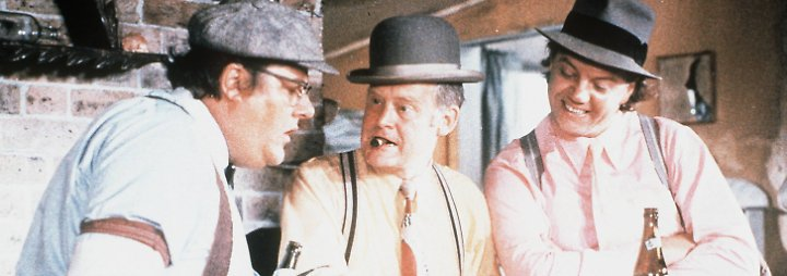 Kjeld, Egon und Benny (vl.n.r.) alias die Olsenbande begeistern bereits seit einem halben Jahrhundert das Publikum.