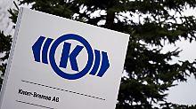 Böreseneuling mit Abschlag: Knorr Bremse-Discounter