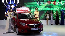 Insgesamt 6,6 Milliarden Euro: BMW investiert in China-Partner Brilliance