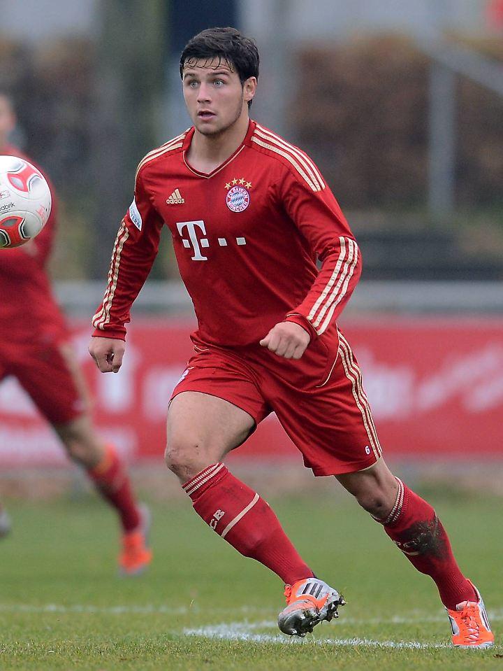 Dale Jennings spielte für den FC Bayern nur in der Regionalliga.