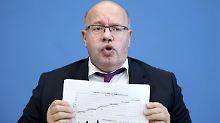 Bundeswirtschaftsminister Peter Altmaier will Unternehmen um Milliarden entlasten.