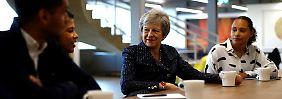 Geheimes Kabinettstreffen: May kündet Irland-Lösung an