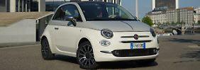 So sieht ein Fiat 500 aus.