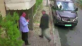 Mord im saudischen Konsulat: Video soll Folter und Tötung Khashoggis zeigen