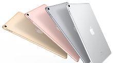 Home-Button ist Geschichte: Neues iPad Pro steht in den Startlöchern