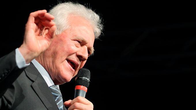 2013 kandidierte der Industrielle Frank Stronach bei der Parlamentswahl in Österreich.