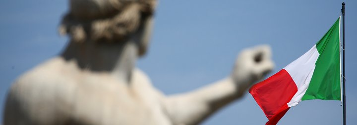 Krisenstimmung am Anleihemarkt: Italien ist eine tickende Zeitbombe