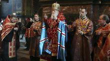 """Eigener Partriarch in Ukraine: Russland sieht Abspaltung als """"Provokation"""""""