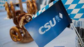 Verlust der absoluten Mehrheit?: Auch in bayerischer CSU-Hochburg bröckelt der Rückhalt