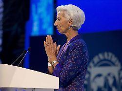 Verschwinden von Regimekritiker: Lagarde reist trotz Fall Khashoggi nach Riad