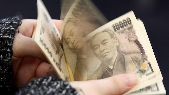 In Japan ist die Geldpolitik seit Jahren locker.