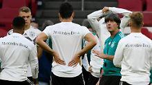 DFB-Elf bei Cruijffs Erben: Gurkentruppe? Wir doch nicht!
