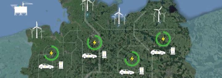 Alternative Antriebe im Fokus: Wie Nissans E-Autos das Stromnetz stabilisieren sollen