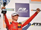 Der Sport-Tag: Mick Schumacher rast erneut aufs Podium