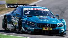 Mercedes-Abschied mit DTM-Titel: Paffett enttrohnt furiosen Rast
