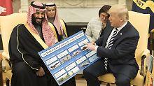 Im Fall Khashoggi: Saudi-Arabien droht mit Eskalation