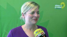 """Schulze über grünen Bayern-Erfolg: """"Sind die einzige Partei ohne Zick-Zack-Kurs"""""""