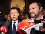 Umstrittener Haushaltsentwurf: Regierung in Rom einigt sich auf Etatplan