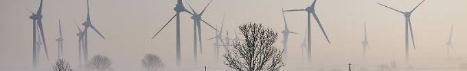 Der Tag: 08:55 Konzerne wandeln ostfriesischen Ökostrom in Gas um
