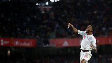 Luis Enrique verwirrt mit Zitat: Sterling reißt geschocktes Spanien ab