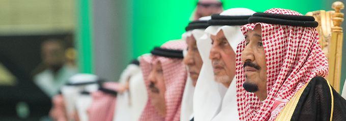 Wirtschaft hofiert Herrscherhaus: Boykottiert Saudi-Arabien!