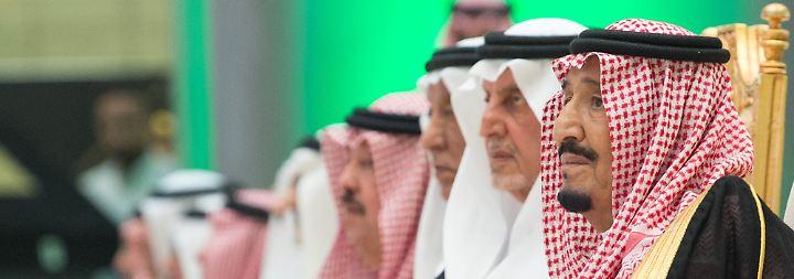 Wirtschaft hofiert Herrscherhaus: Boykottiert Saudi-Arabien