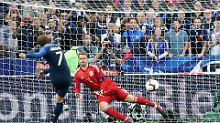 Mut, Großrotation, Rekordpleite: Weltmeister Frankreich frustriert DFB-Elf