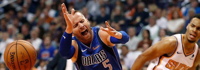 Auch Rockets werden ernüchtert: Mavericks fangen sich deftige Startklatsche