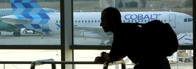 Zyperns größte Fluggesellschaft: Cobalt Air stellt den Betrieb ein