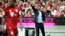 So läuft der 8. Spieltag: Bayerns Rettertrainer heißt ... Labbadia